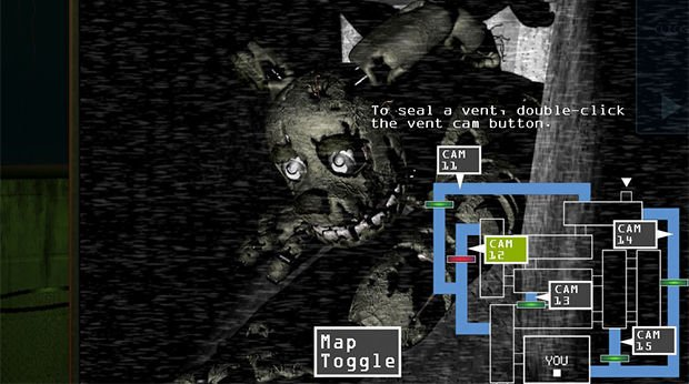 Review: Five Nights at Freddy's 3