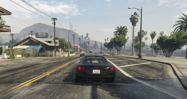 PC Port Report: Grand Theft Auto V