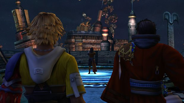 Final Fantasy X/X-2 HD Remaster on PS4 looks better than ever, but