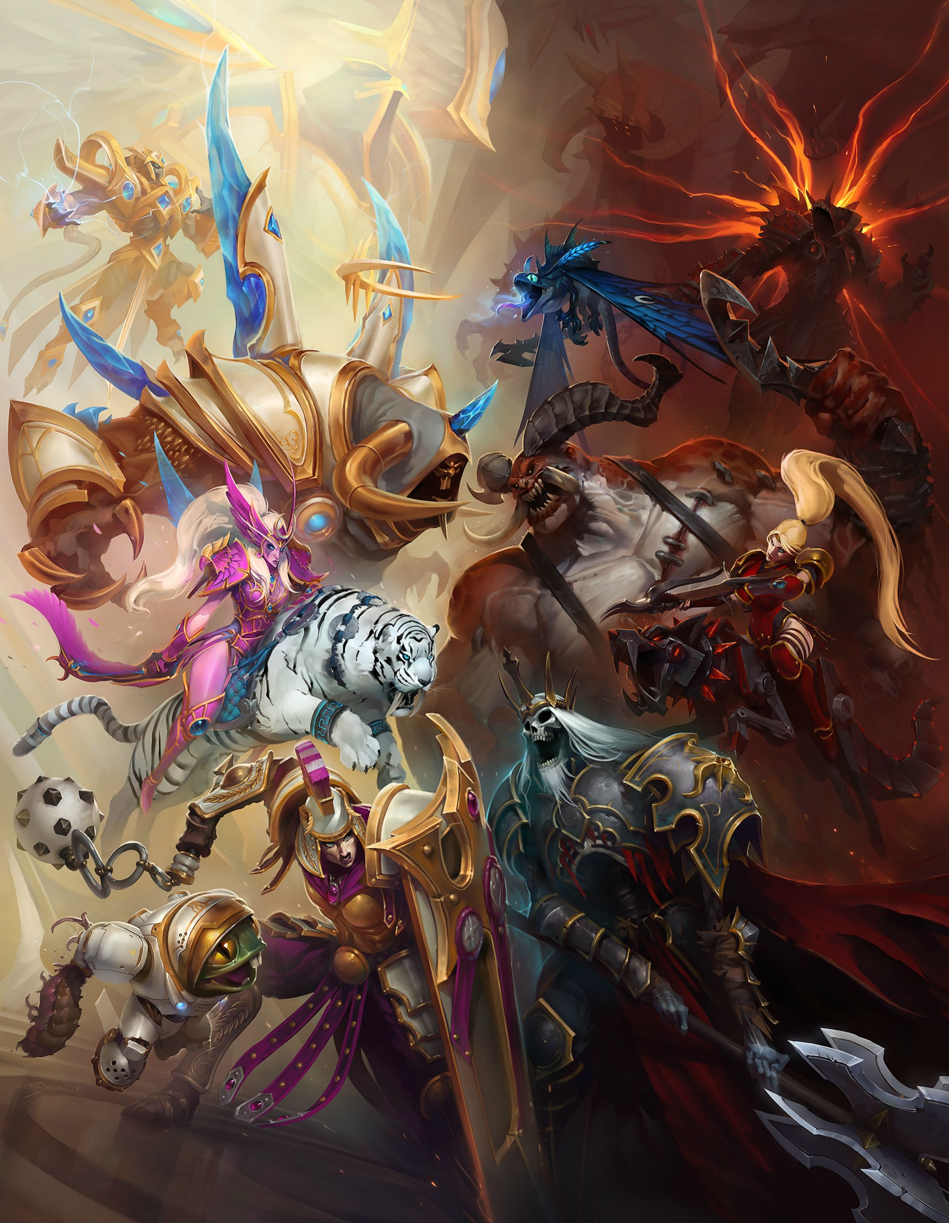 Heroes of the Storm goes Diablo-crazy with 'Eternal
