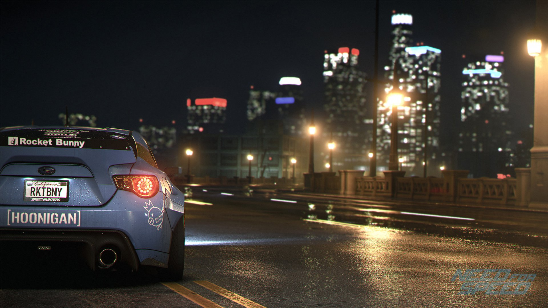 Need For Speed is back with double spoilers and