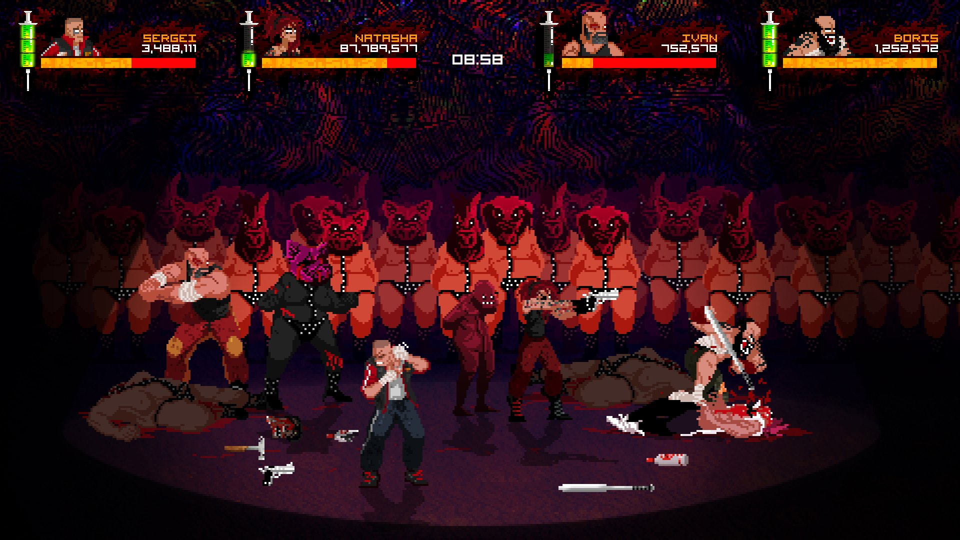 Mother Russia Bleeds is a brutal throwback to classic brawlers