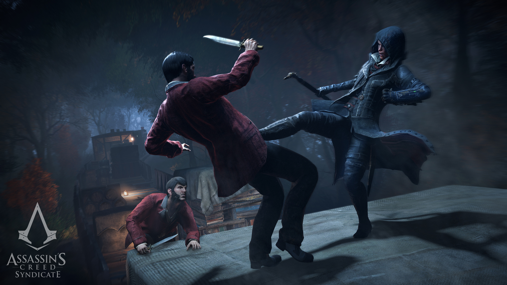 Assassin 39 s creed syndicate reinvigorates the series with a for Assassin s creed sfondi