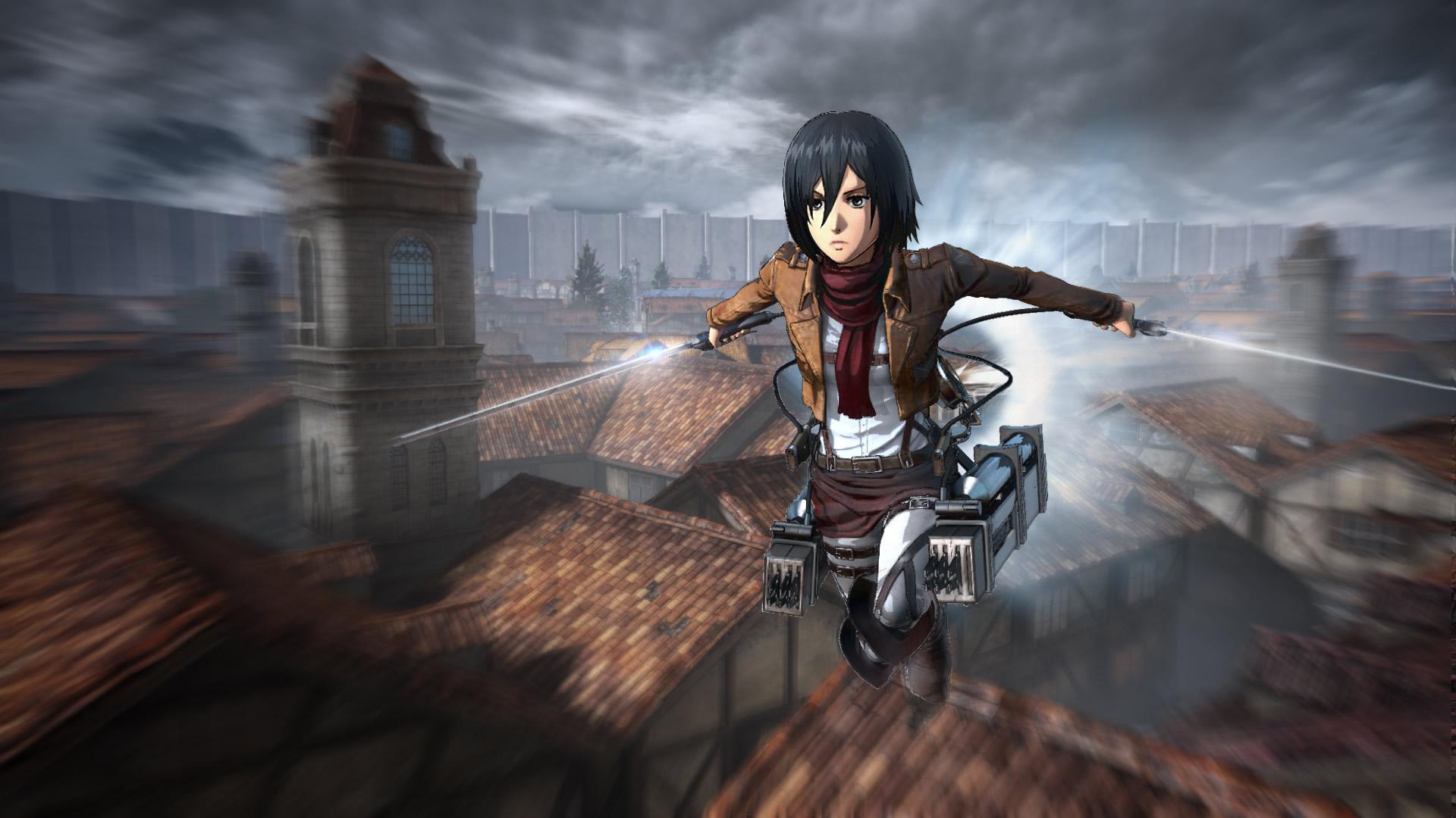 Attack on Titan (video game) - Wikipedia