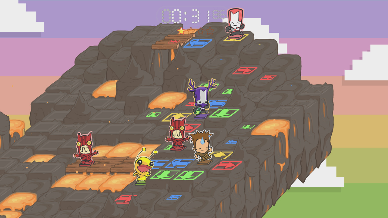Castle Crashers Remastered review