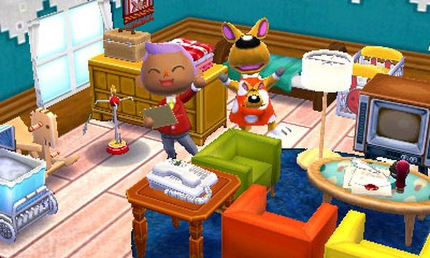 Review: Animal Crossing: Happy Home Designer