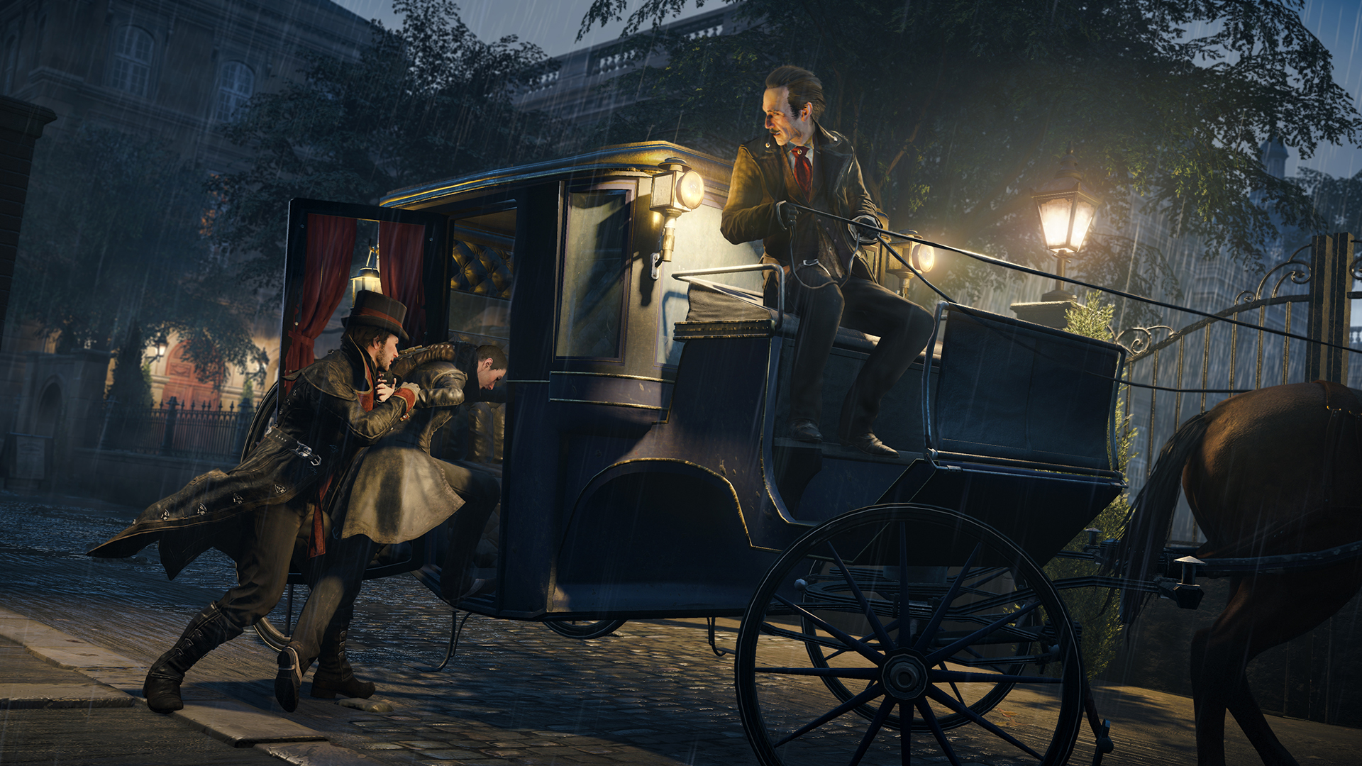 Assassin S Creed Syndicate Train Travel