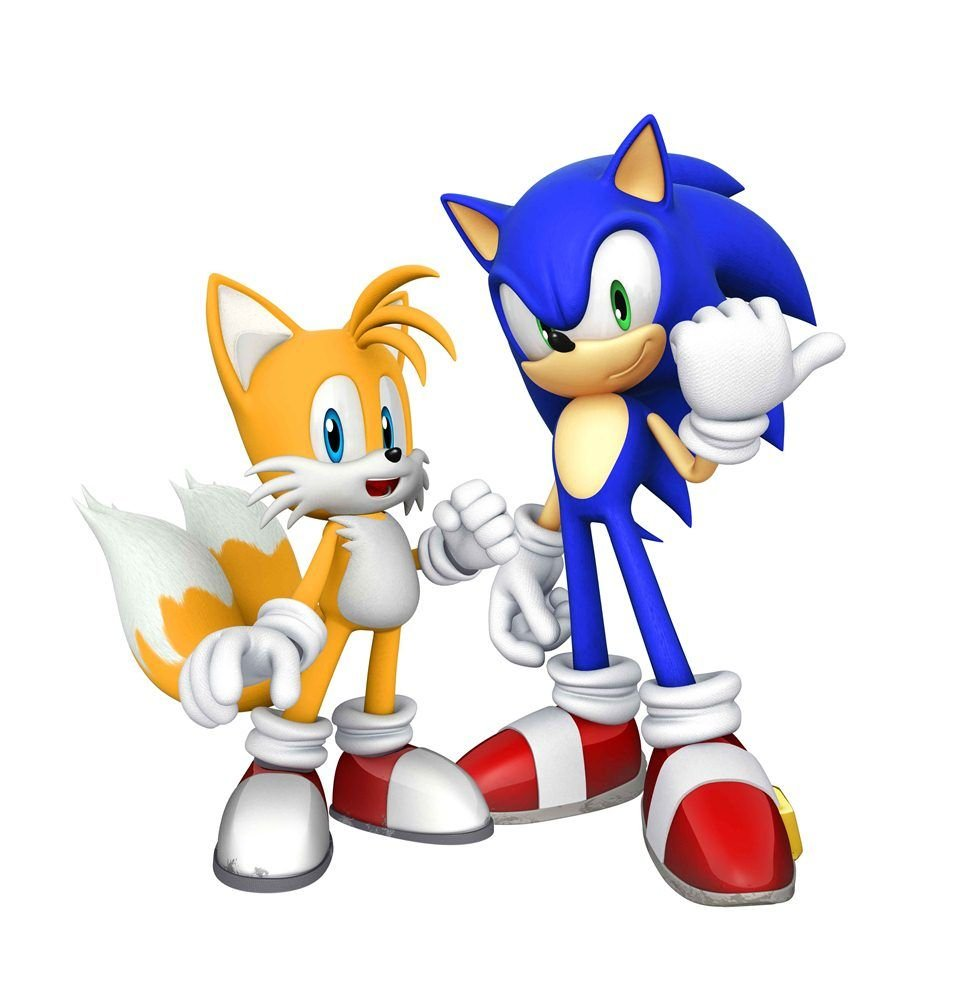 Community blog by infosearcher who s better sonic or tails - Jeu info sonic ...