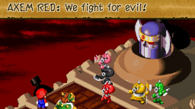 Experience Points  25: Super Mario RPG: Legend of the Seven
