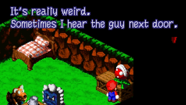 4ffbc0c1c8 Experience Points .25  Super Mario RPG  Legend of the Seven Stars