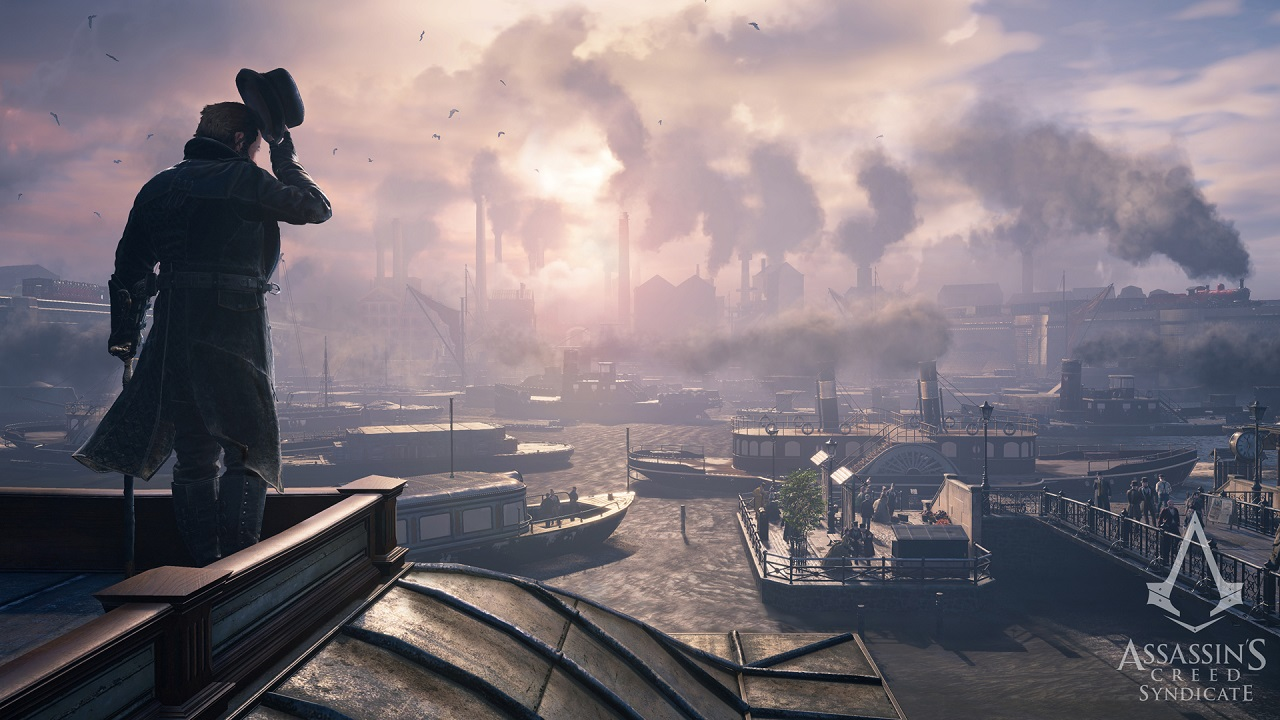 Review Assassin S Creed Syndicate
