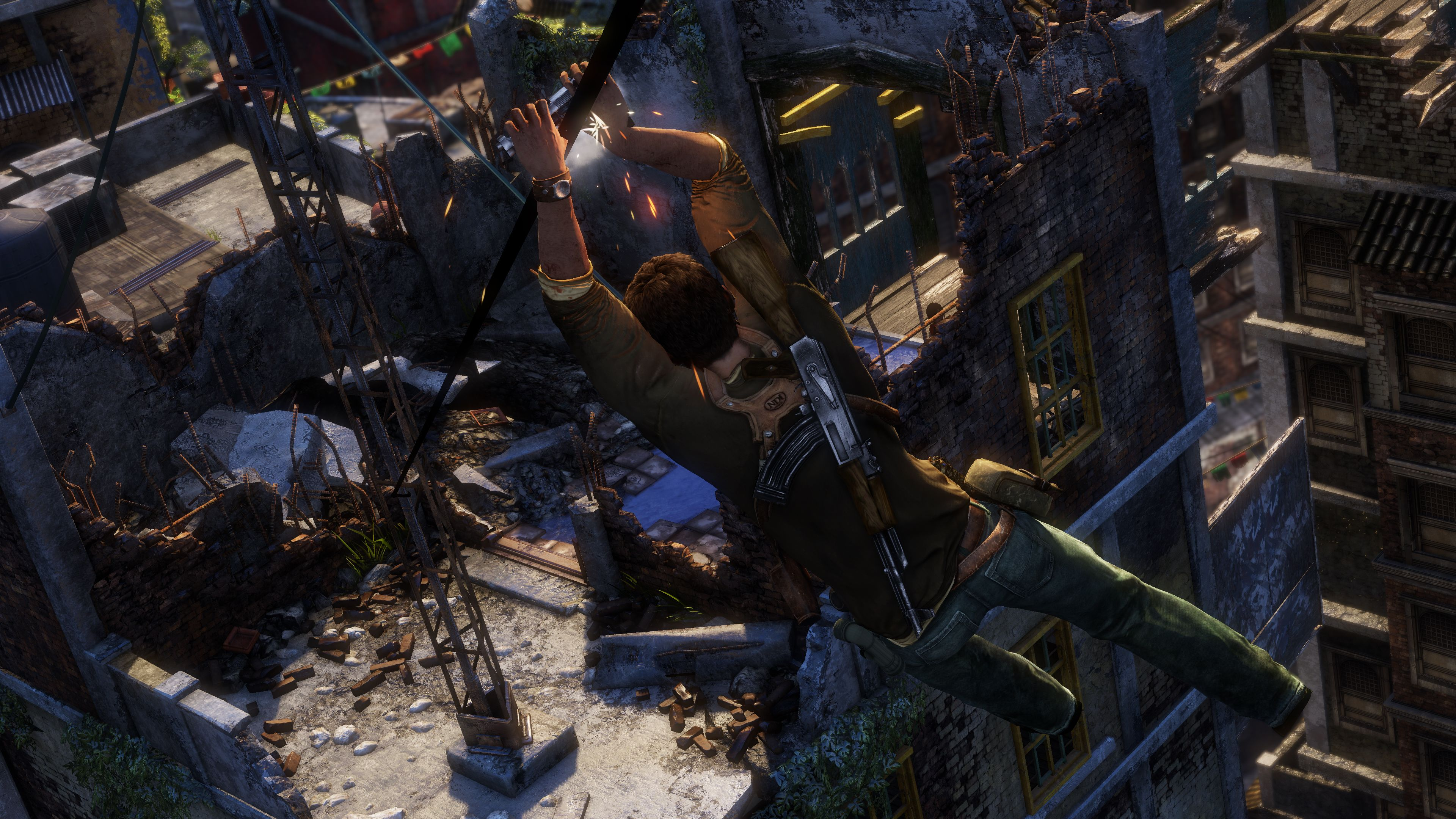 Uncharted The Nathan Drake Collection Is A Great History Lesson