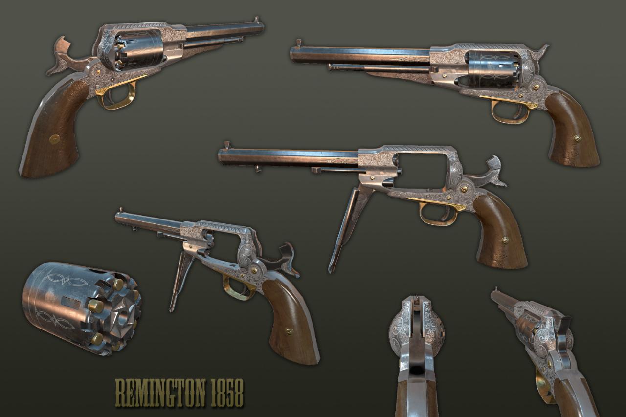 Killing Floor 2 S Gunslinger Weapons Revealed