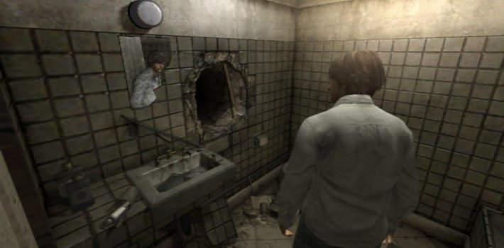 silent hill 4 the room twin victims