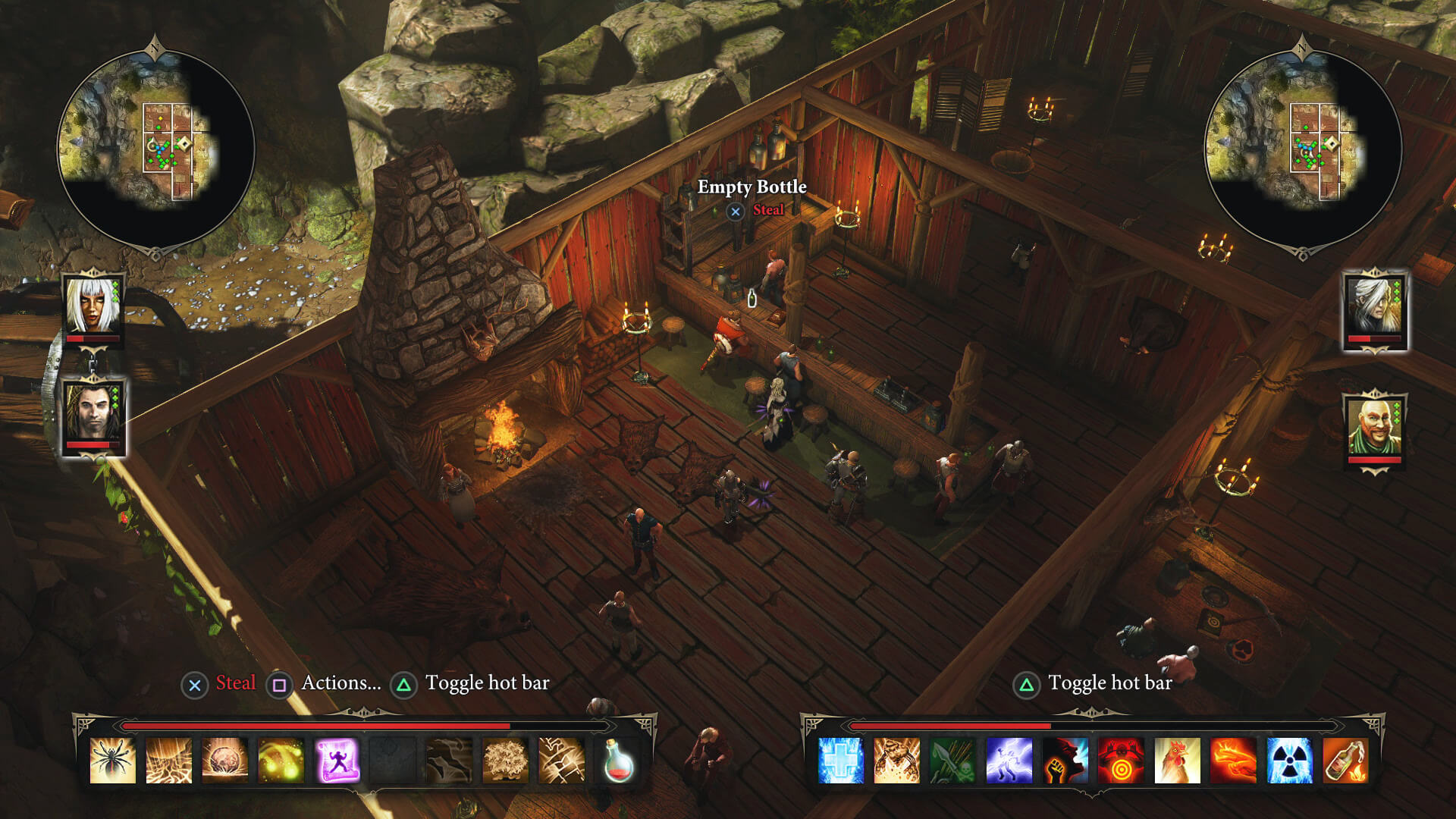 Divinity: Original Sin - Enhanced Edition is comfortable on console ...