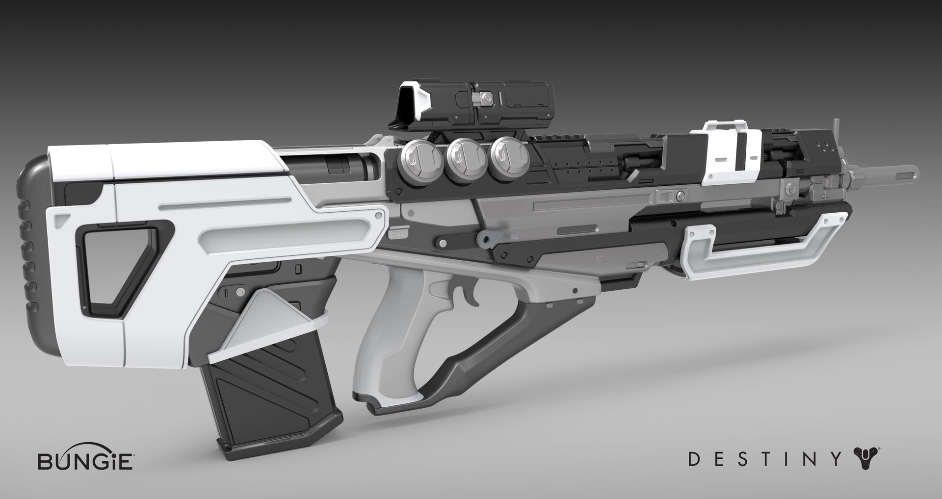 Pulse Rifle - Destiny Walkthrough