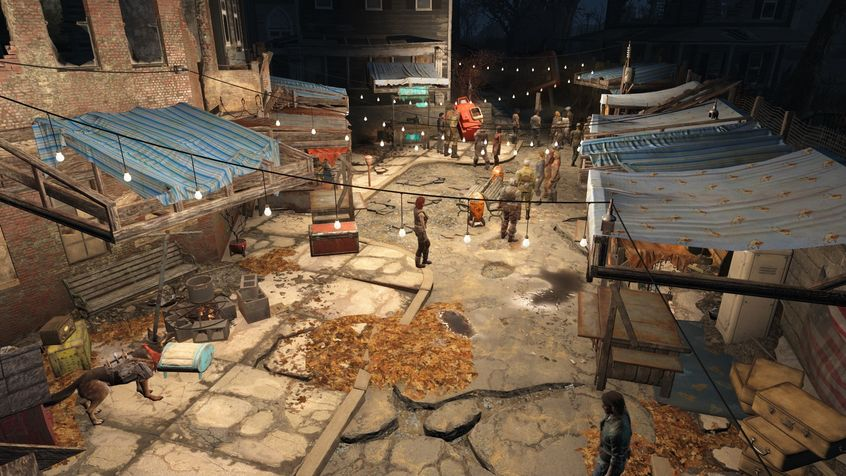 The wastelander's guide to building settlements in Fallout 4