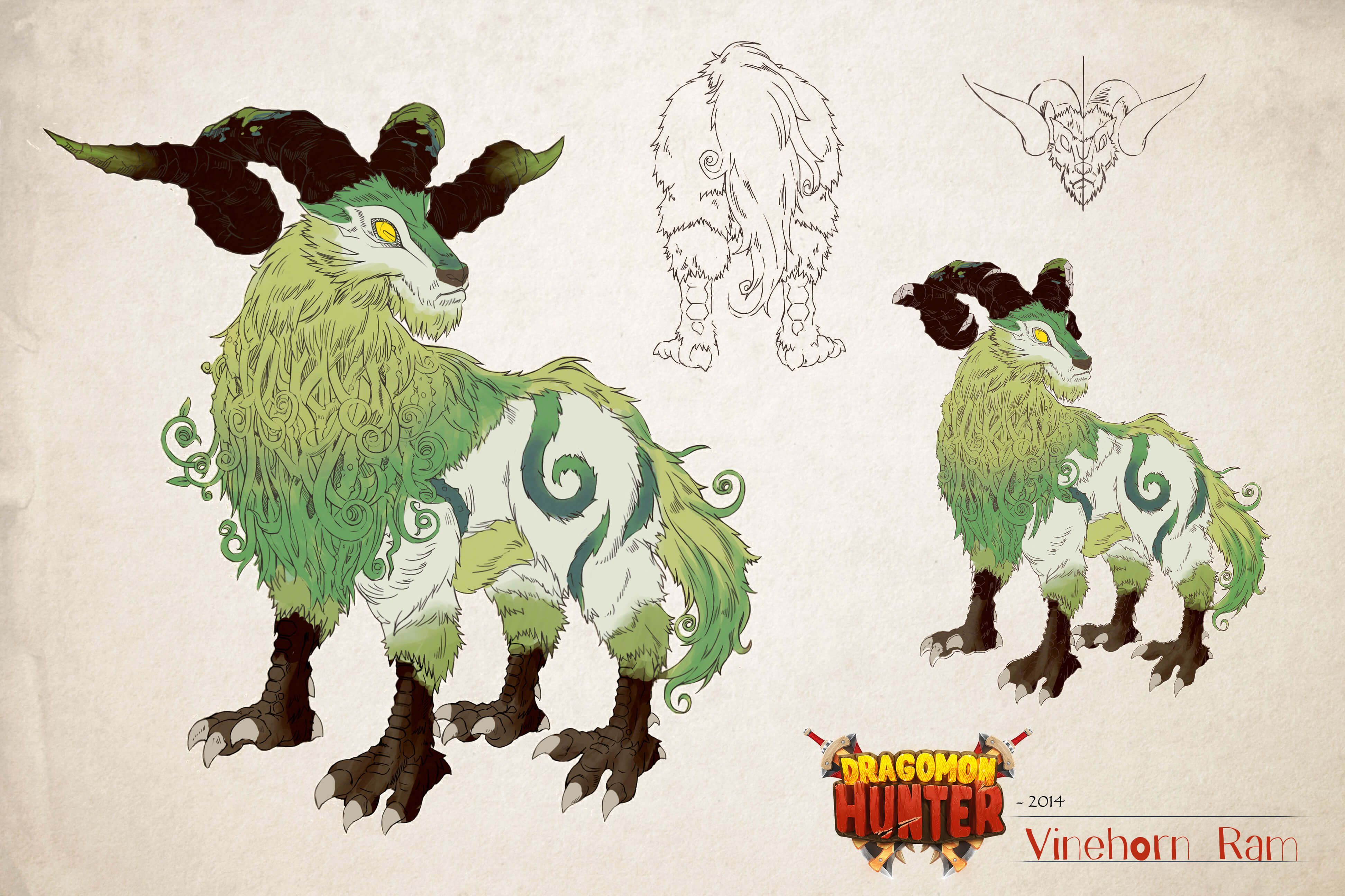 Dragomon Hunter: Anime MMO fan service by way of Germany and