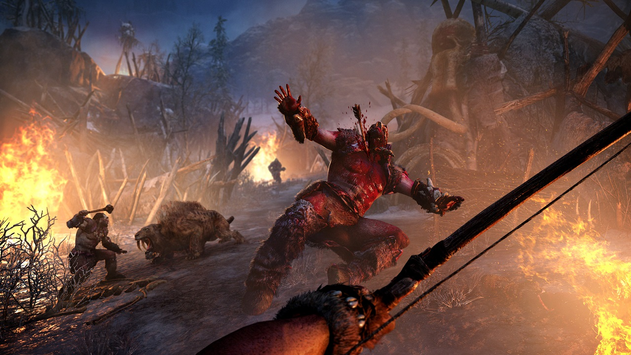 The Animals Are The Real Stars Of Far Cry Primal