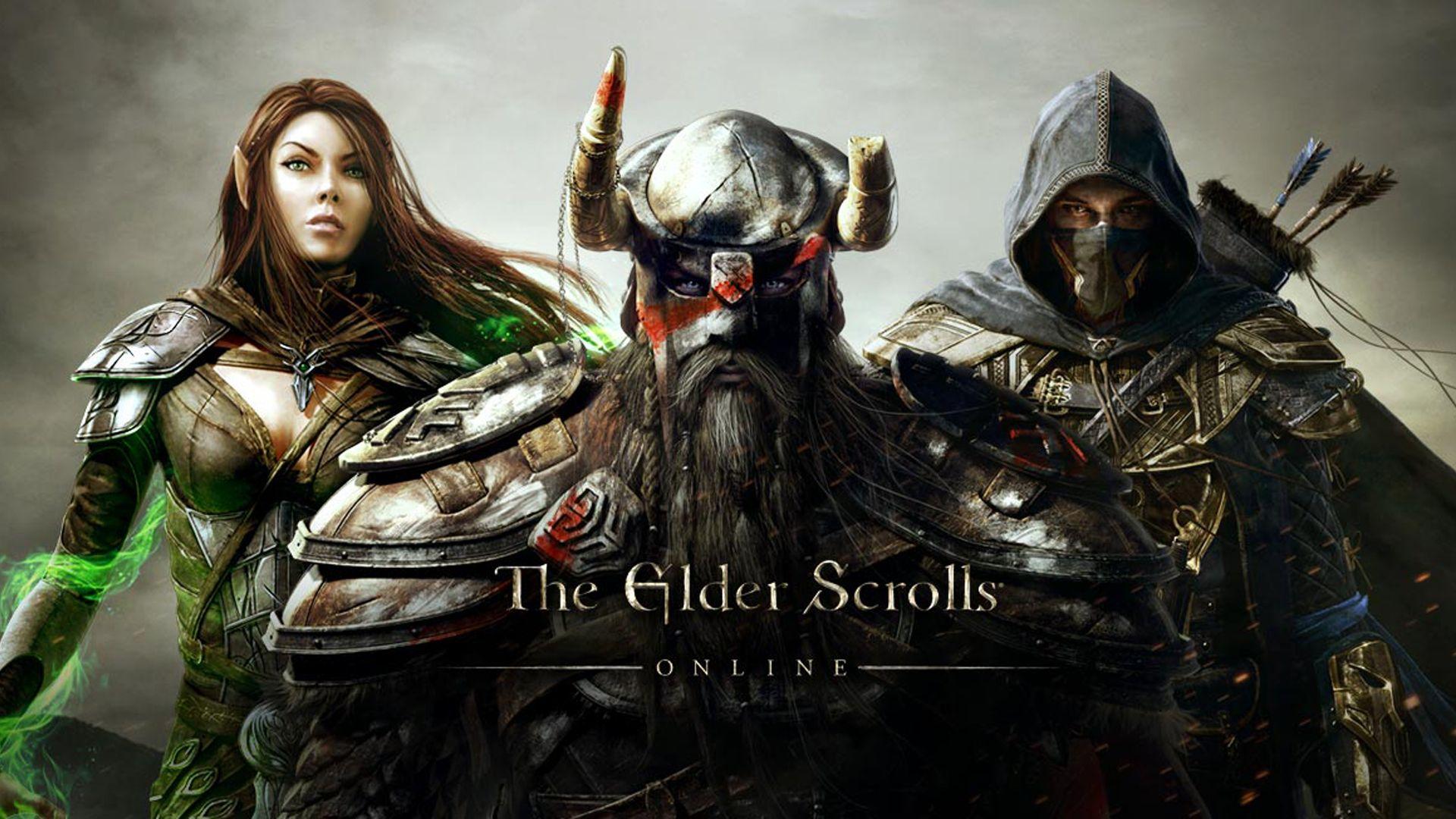 Elder scrolls online official release date in Sydney
