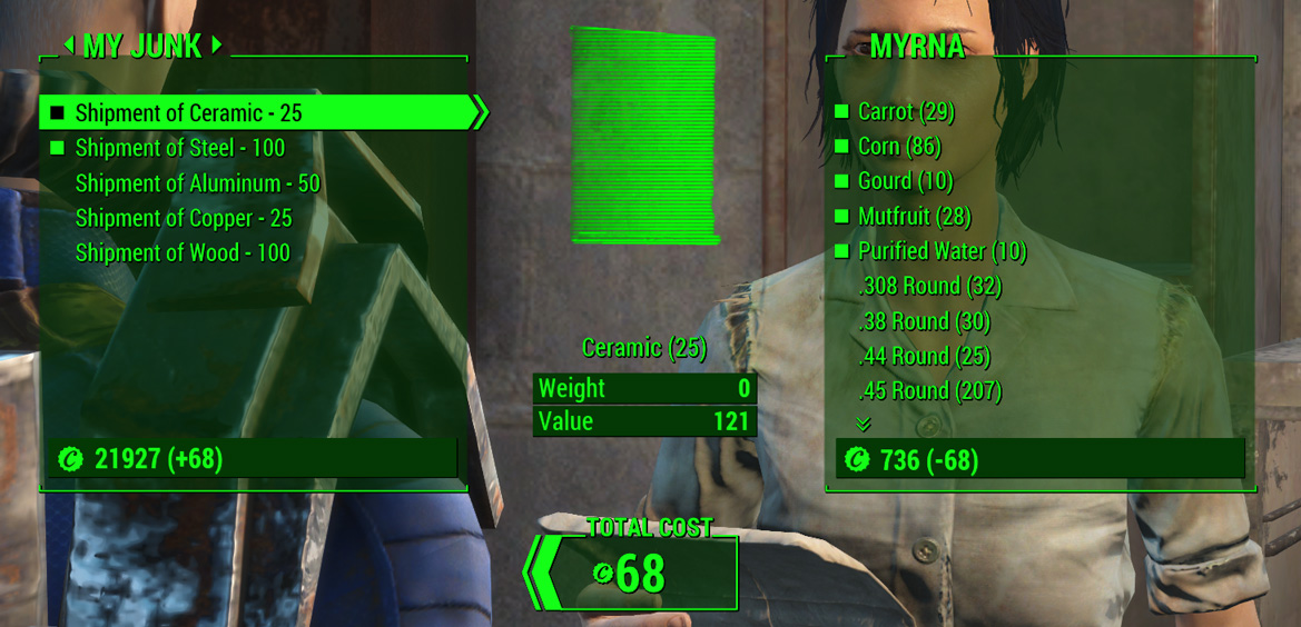 fallout 4 console players need cheats too