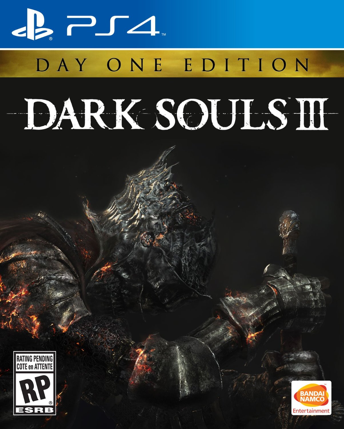 this box art is a good reason to get dark souls iii on day one. Black Bedroom Furniture Sets. Home Design Ideas