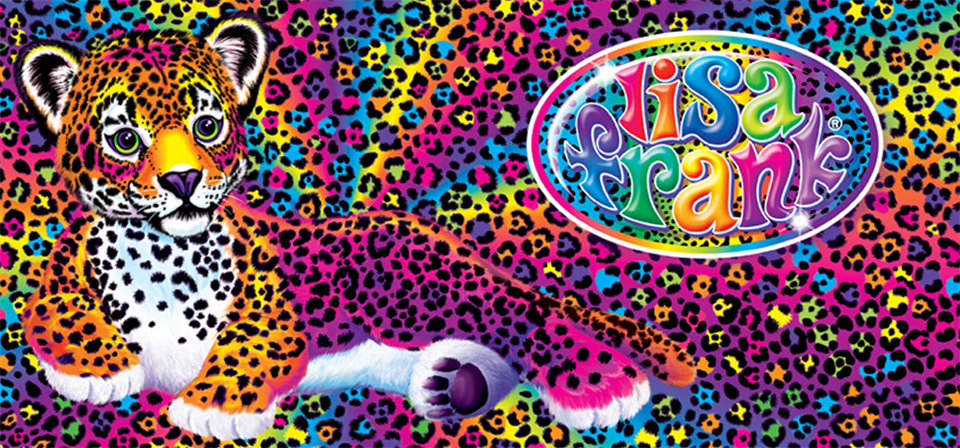 Lisa Frank Coloring Book Pages