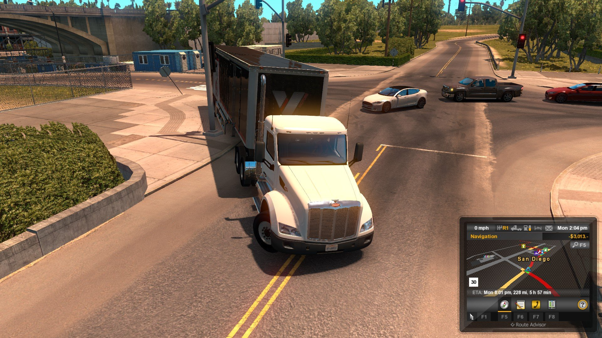 Review: American Truck Simulator