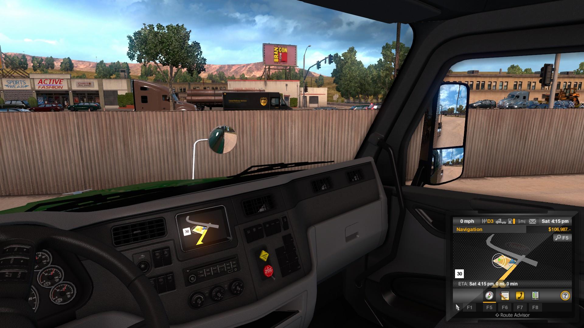 Review: American Truck Simulator