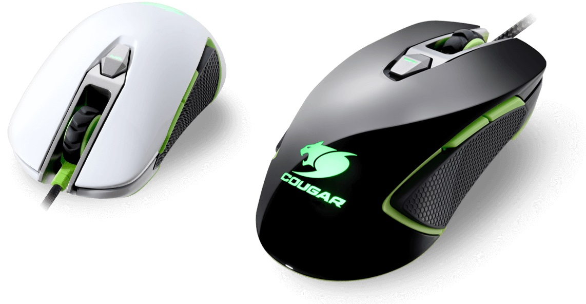 Review COUGAR 450M Optical Gaming Mouse