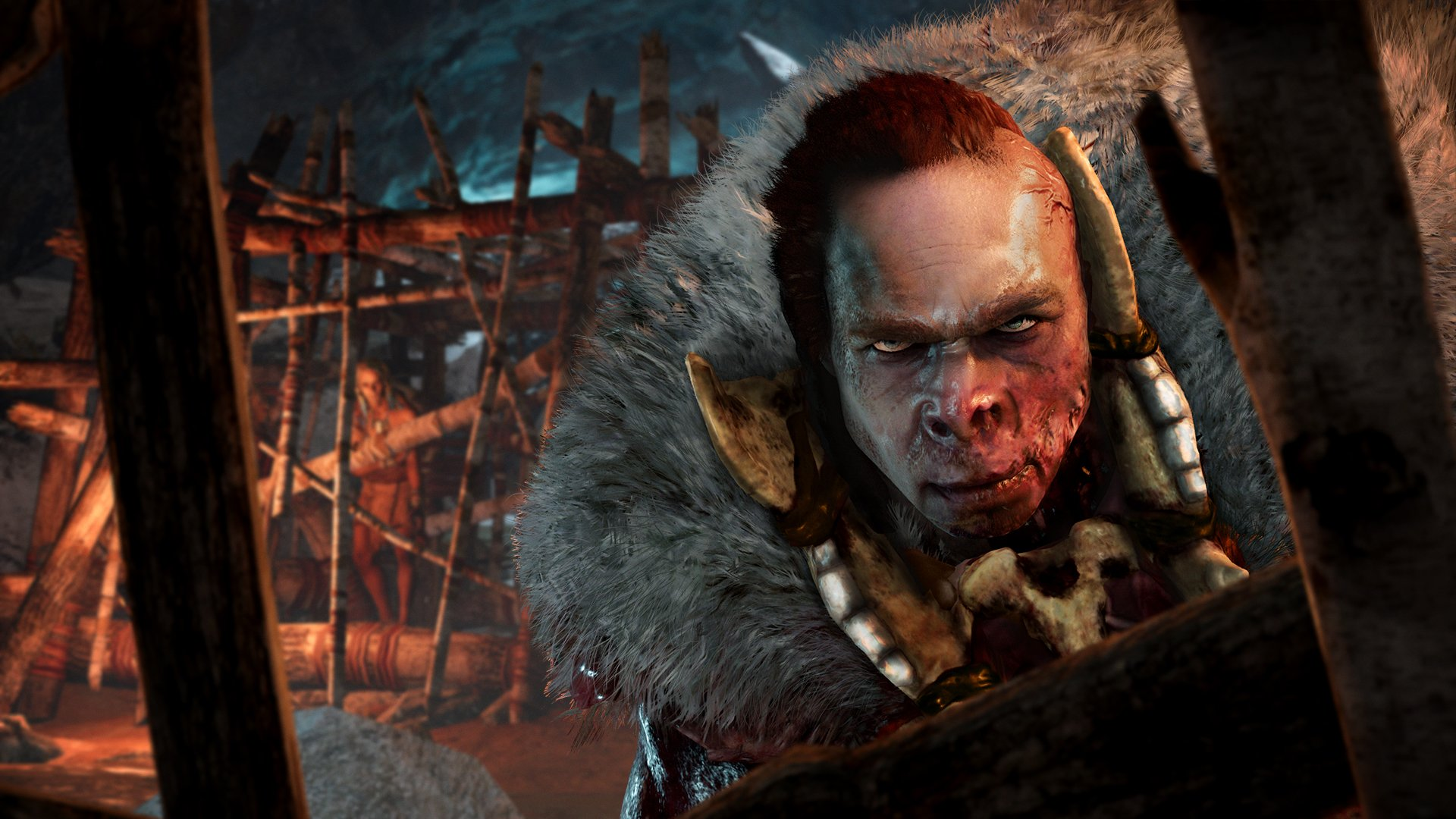 how to bring up map in far cry primal ps4