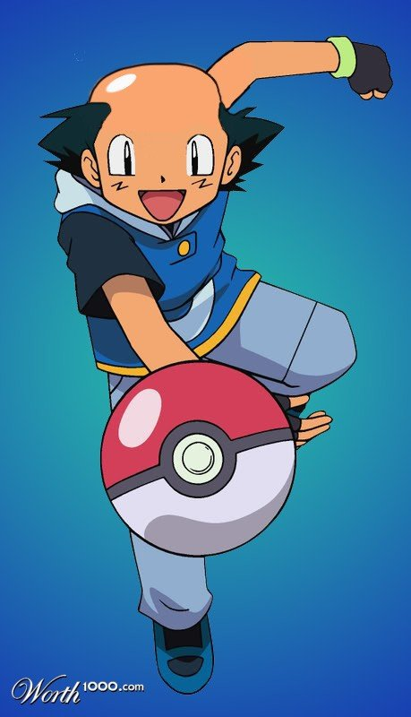 the best ash ketchum fan art on the first page of google
