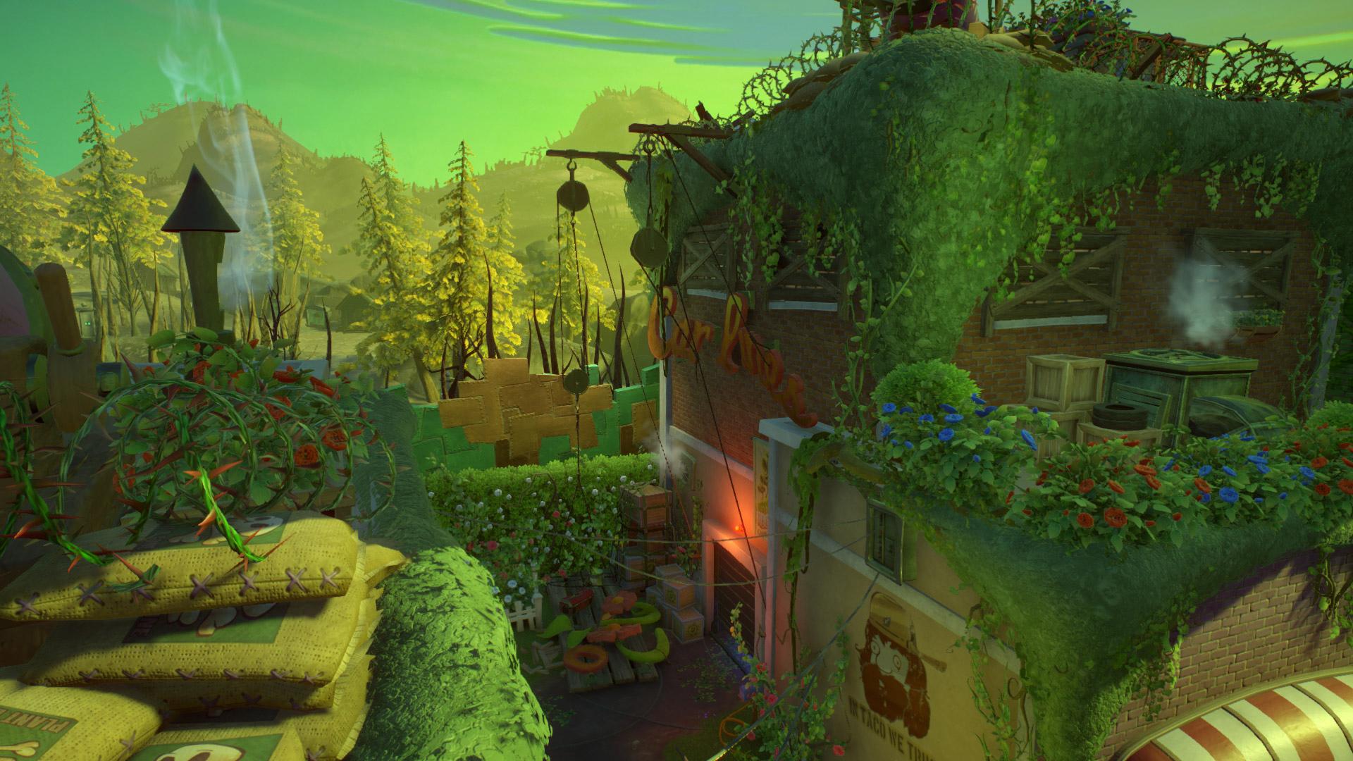 Garden Warfare 2 Is Going To Bring Rose Down A Notch