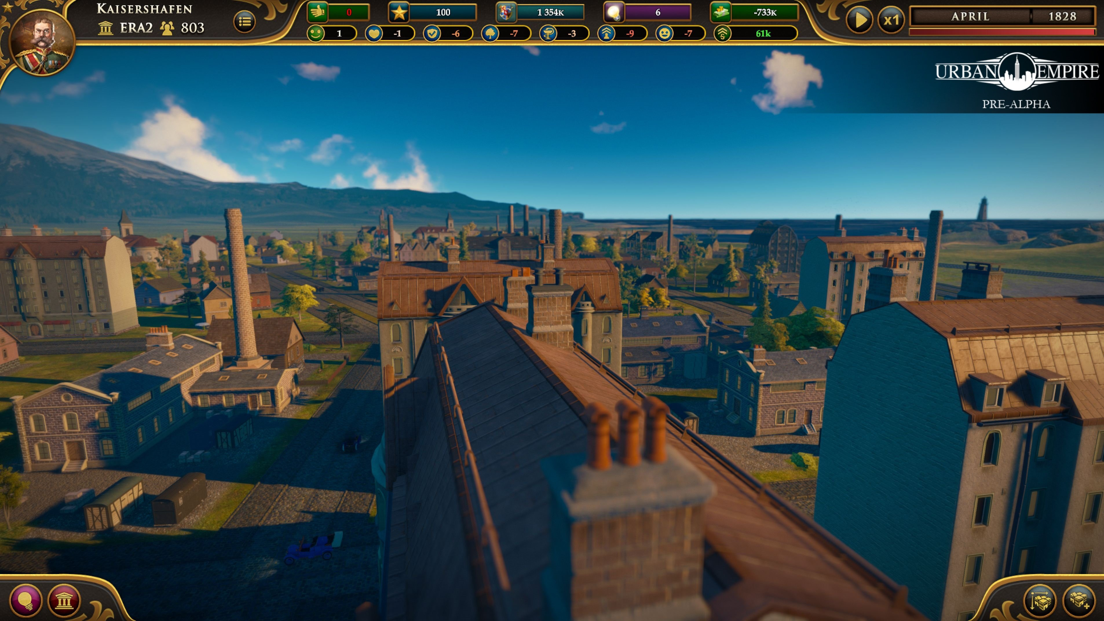 Game that lets you build an entire civilization from ...