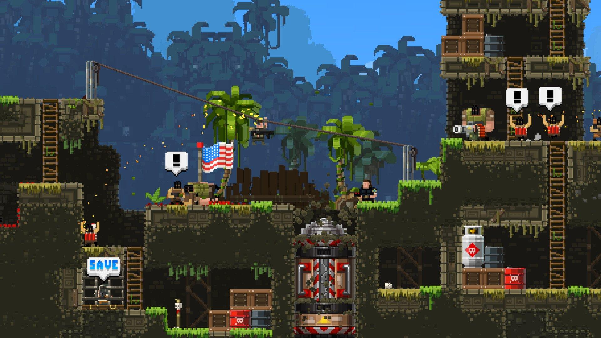 Broforce review