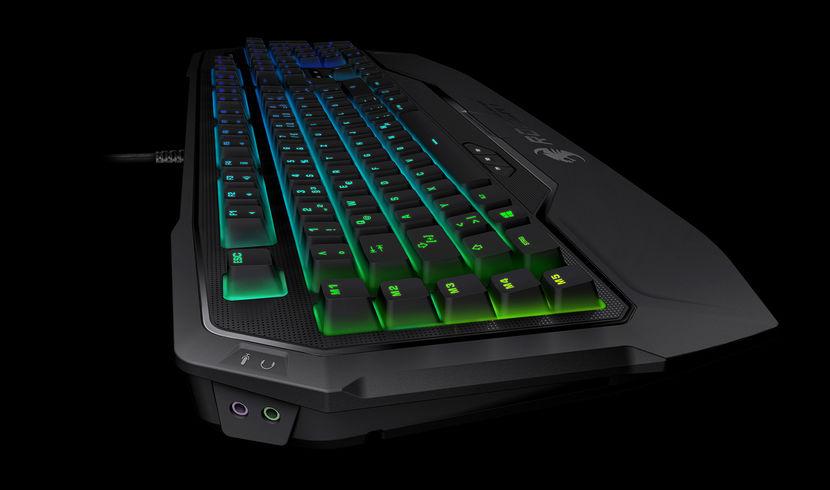 Review Roccat Ryos MK FX Gaming Keyboard