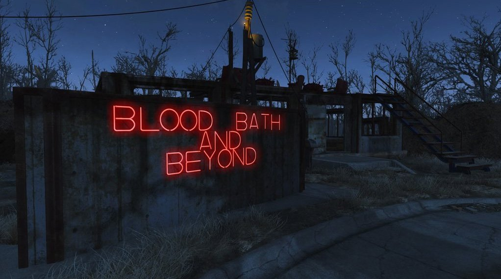 Fallout 4 Wall Light Not Working : Review: Fallout 4: Wasteland Workshop