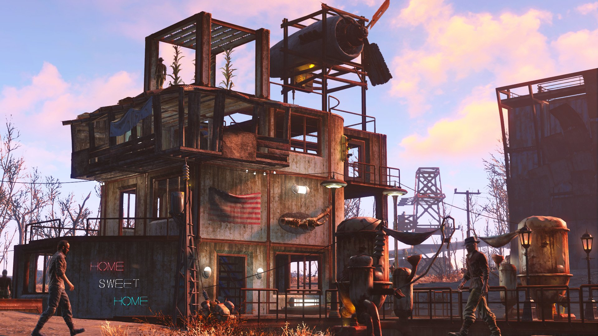Review Fallout 4 Wasteland Workshop