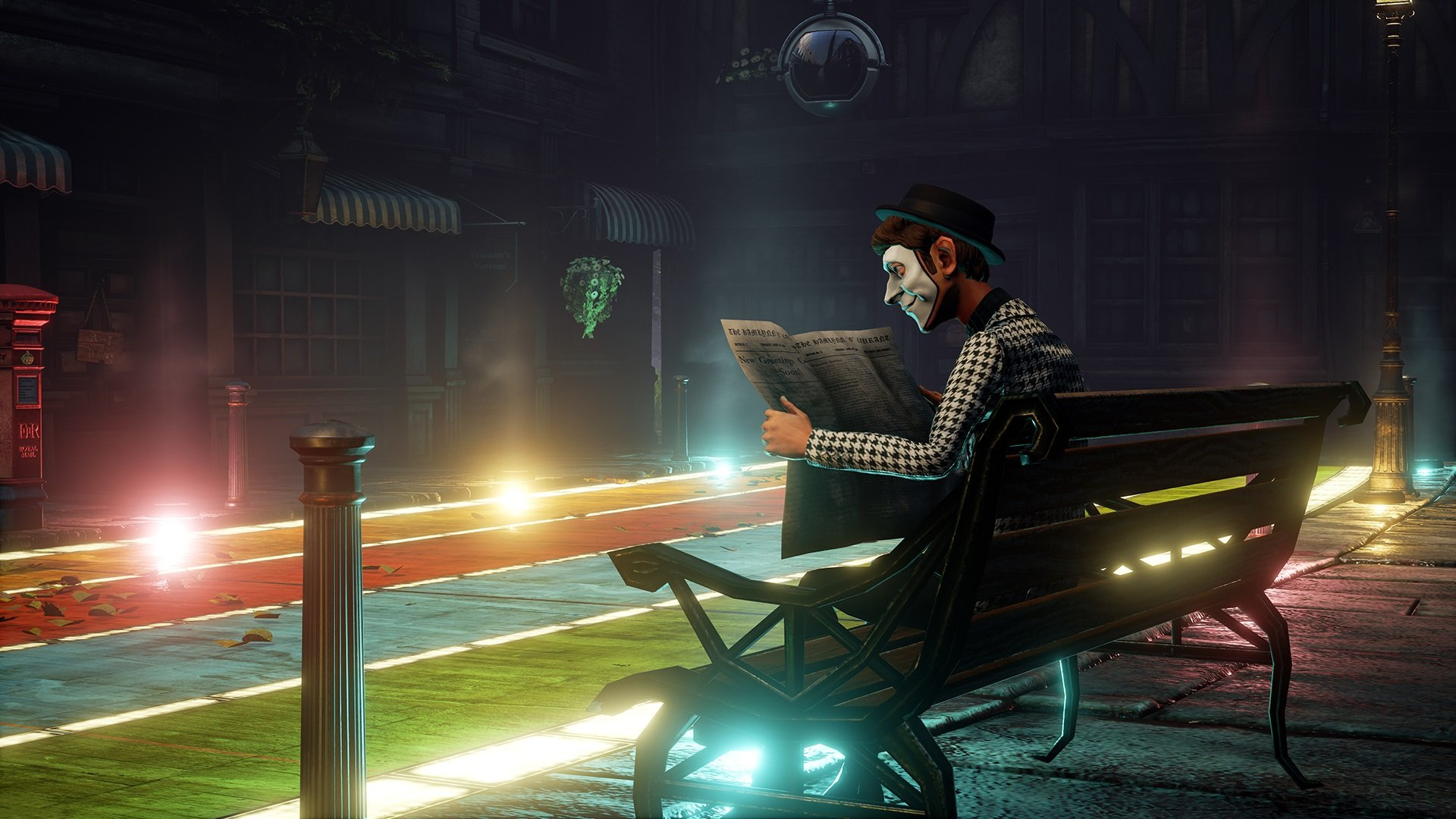 While a solid release date is yet to be decided, We Happy Few should