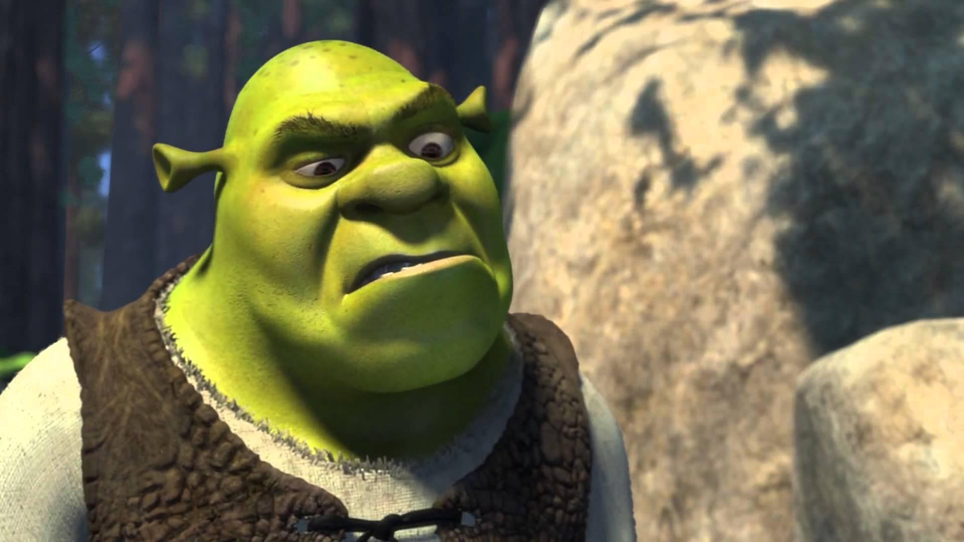 Shrek por xxx clip