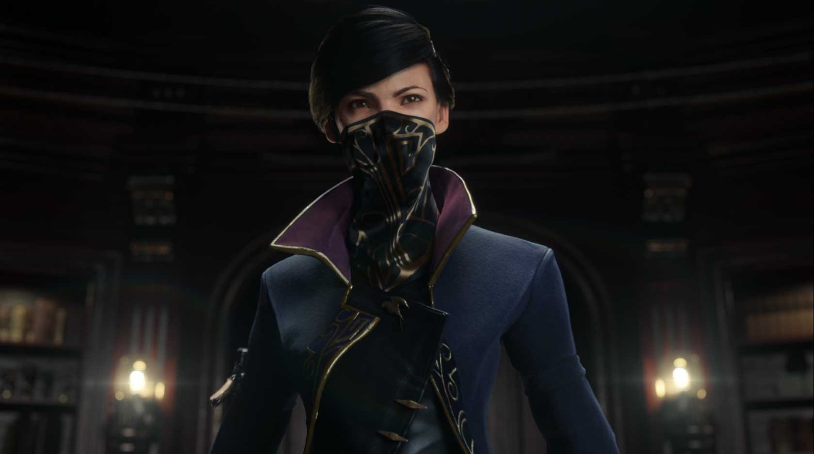 Fallout 4 and Game of Thrones actors join Dishonored 2 cast screenshot