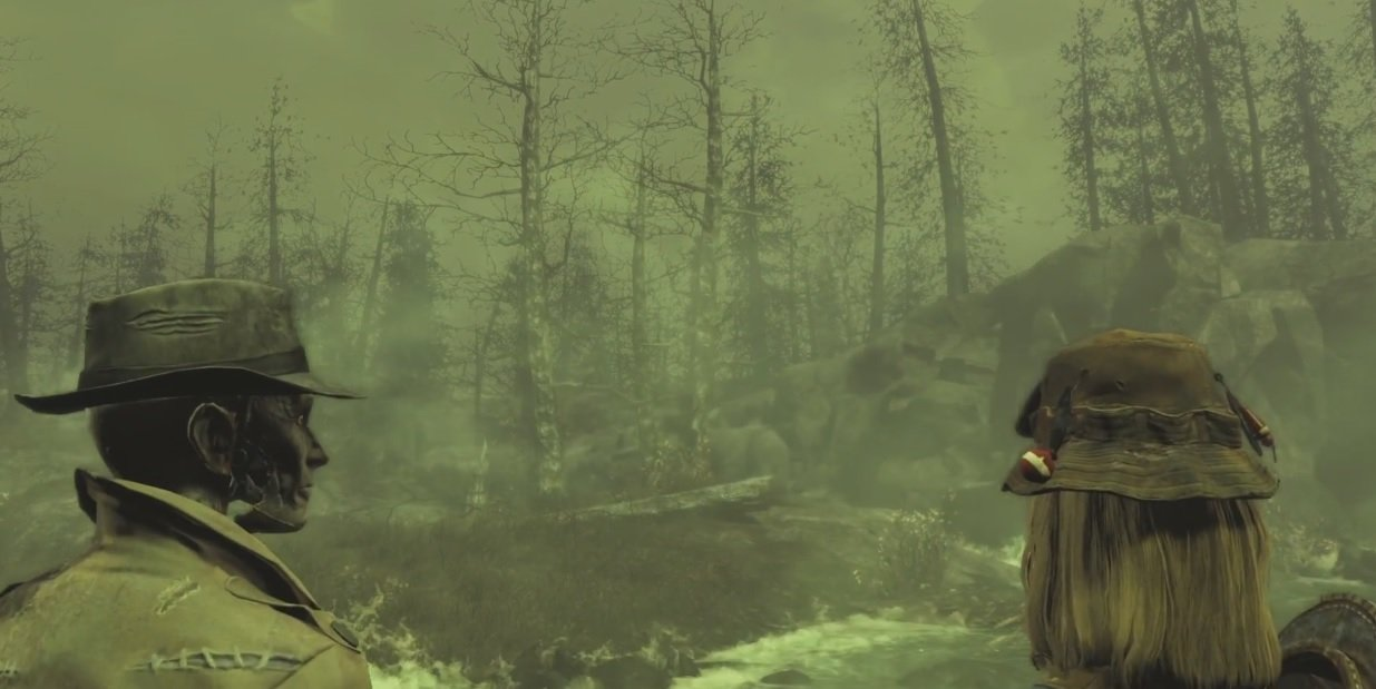 Fallout 4's 'Far Harbor' will be the game's first substantial add-on screenshot
