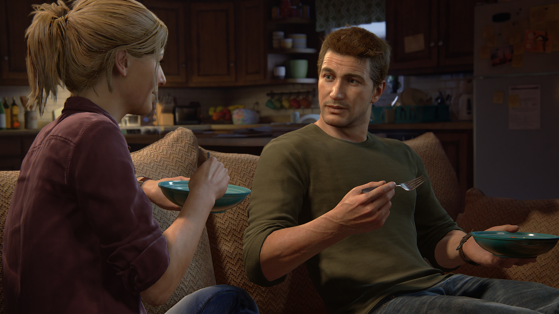 Review: Uncharted 4: A Thief's End screenshot