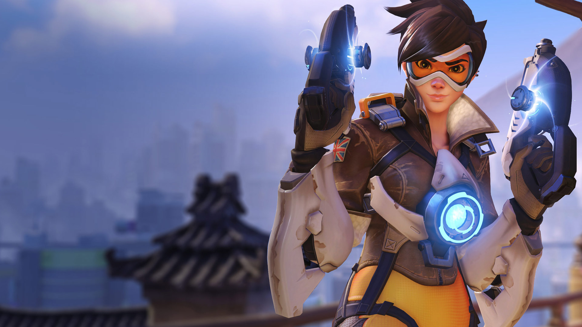 People are doing some awesome things in the Overwatch beta screenshot