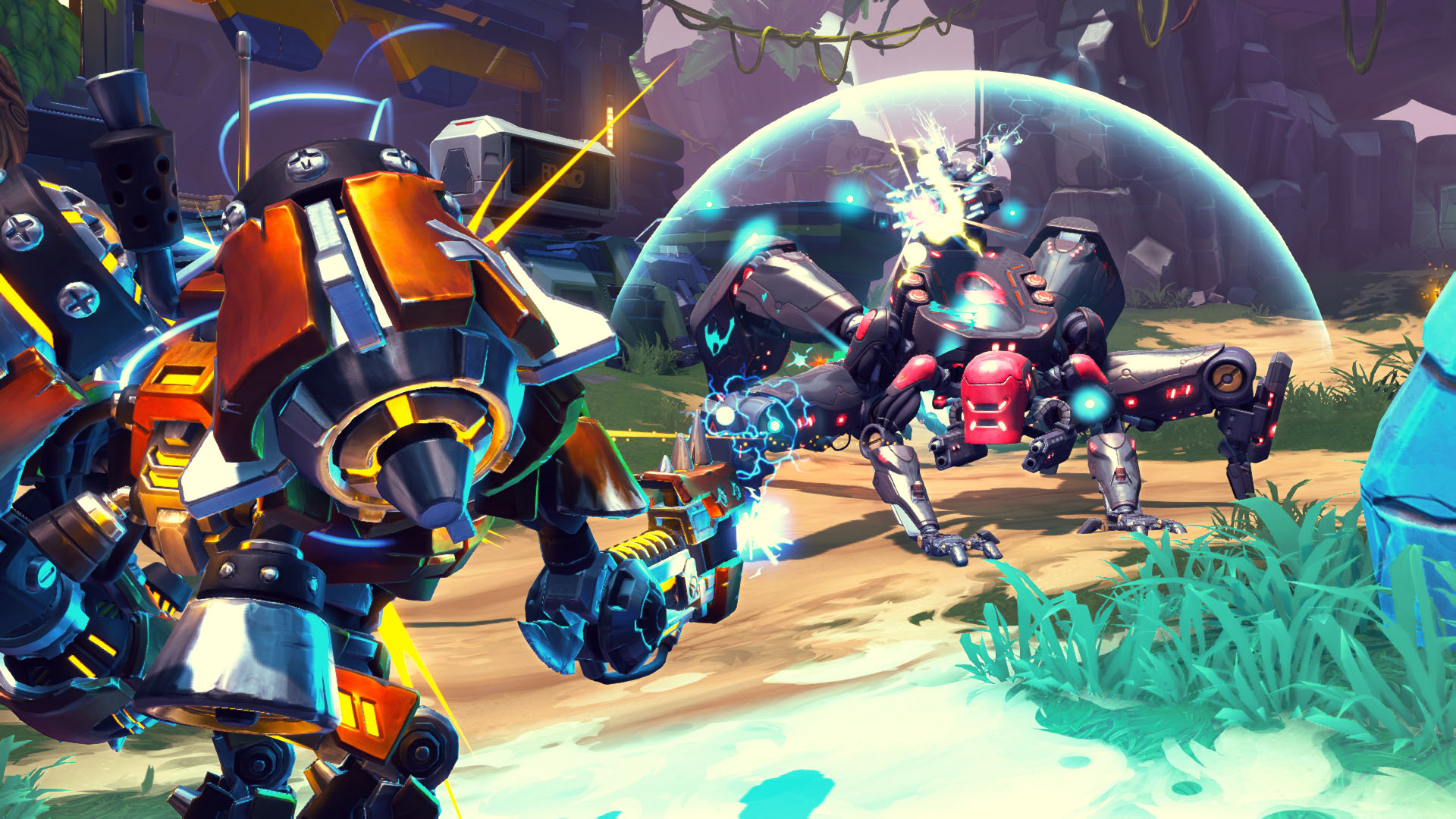 Gearbox says Battleborn sales are tracking 'just ahead of Borderlands' screenshot