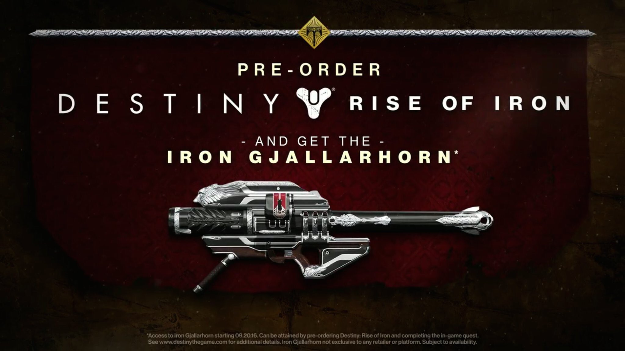 how to get rise of iron free ps4