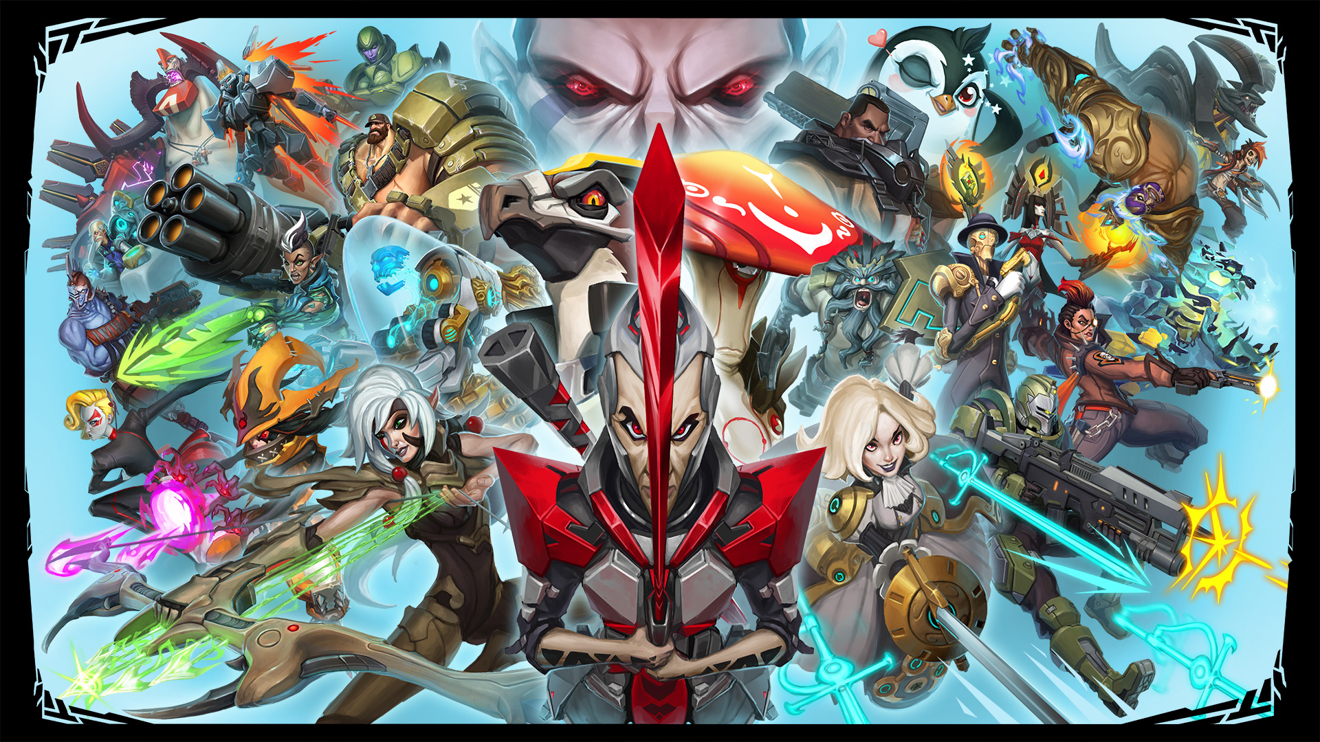 As expected, Battleborn is getting microtransactions screenshot