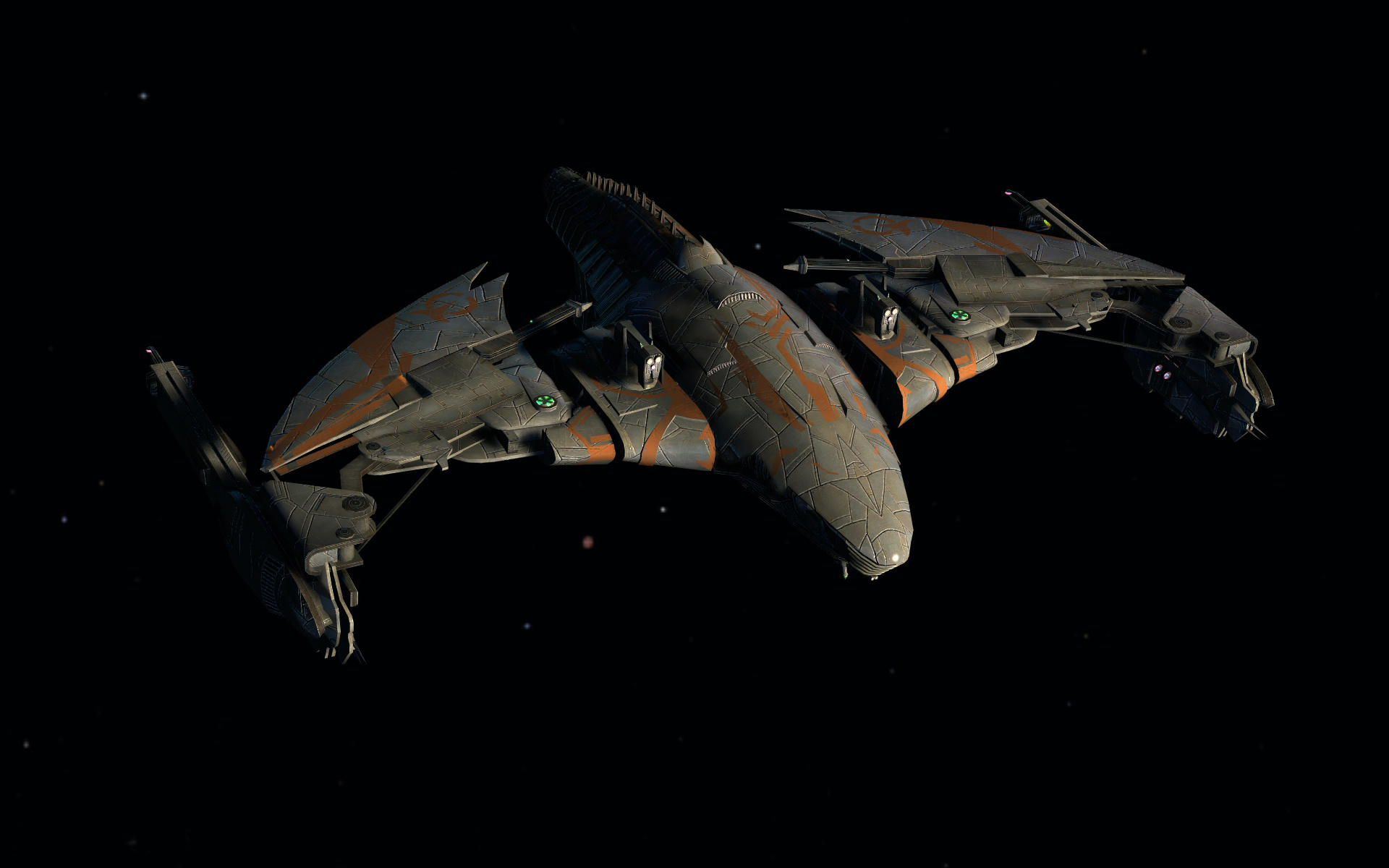 Why not gawp at Star Trek Online's new Original Series ships?
