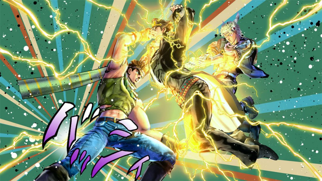 JoJo's Bizarre Adventure: Eyes of Heaven review