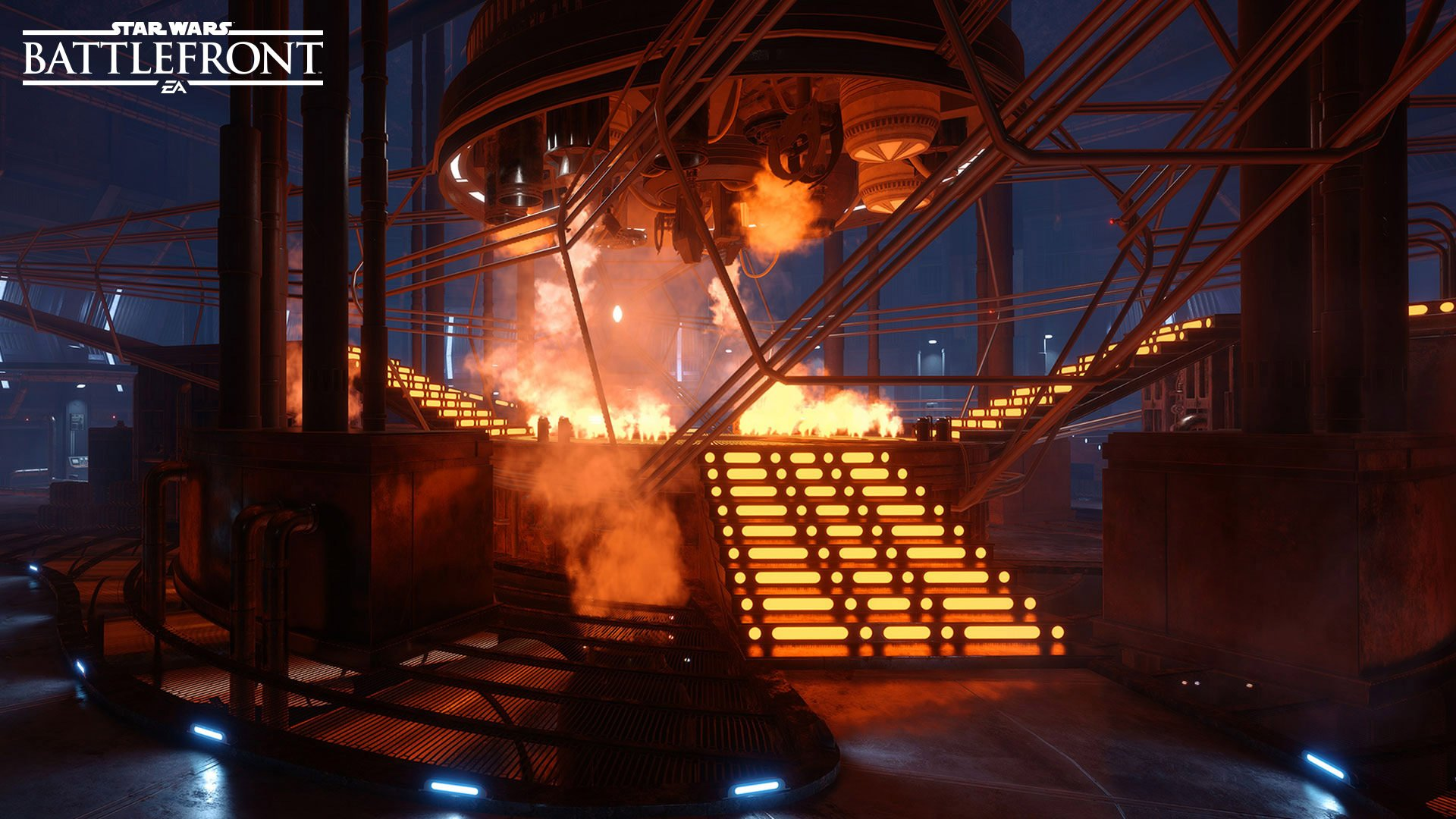Star Wars Battlefront: Bespin review